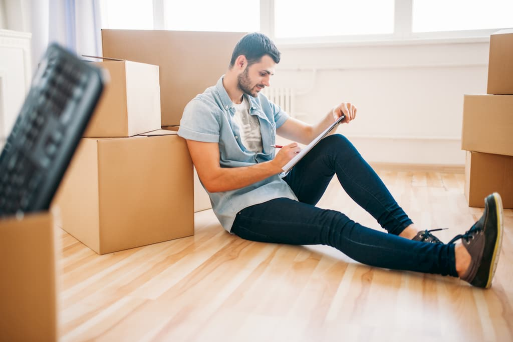 important issues to determine previously for moving